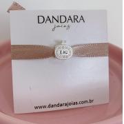 Berloque Separador Perfume Prata 925
