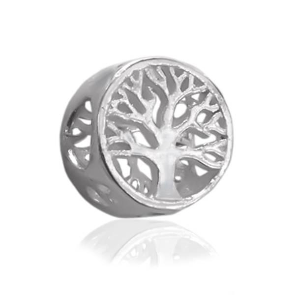 Berloque Árvore da Vida Separador Prata 925