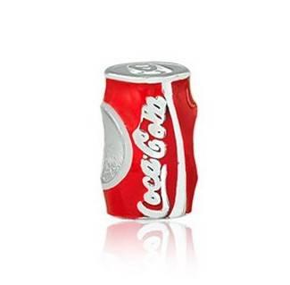 Berloque Coca Cola Latinha Prata 925
