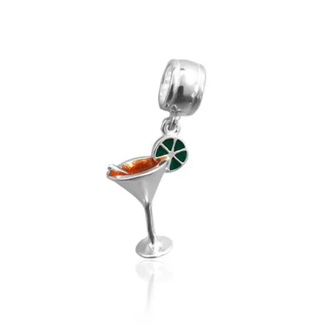 Berloque Drink Gyn Prata 925