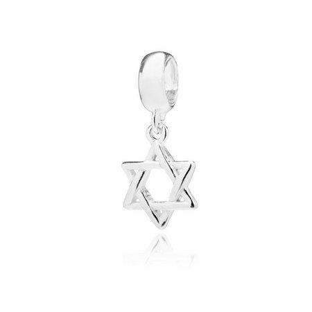 Berloque Estrela de Davi Prata 925
