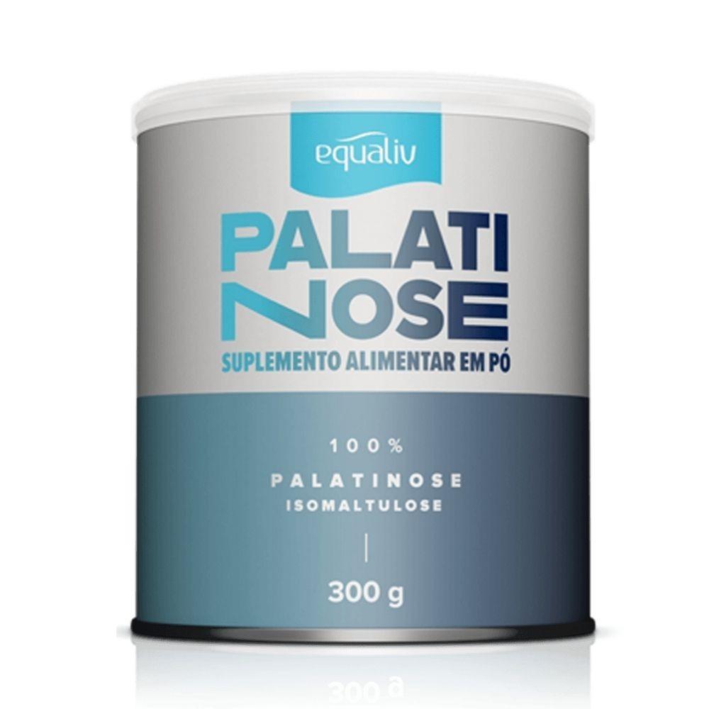 Carboidrato Palatinose 300G | Isomaltulose | Equaliv