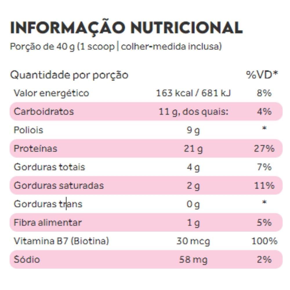 Collagen Protein Berries Silvestres 450g Puravida | Colágeno Verisol