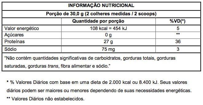 Combo Body Protein 100% Proteína Isolada 450g + Ebook Jornada Vegana de Performance   Desconto já Aplicado