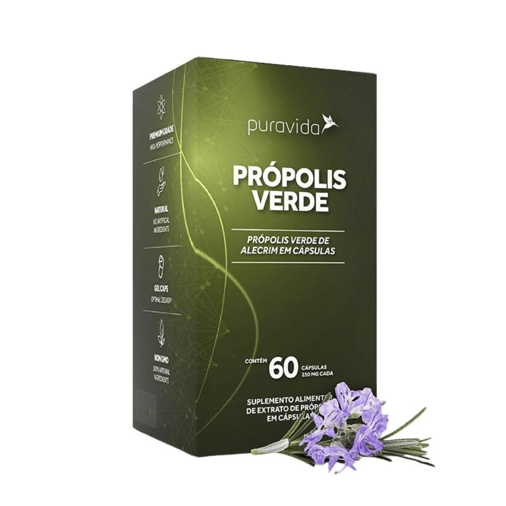Kit Imunidade Vitamina D | Vitamina C | Própolis Verde