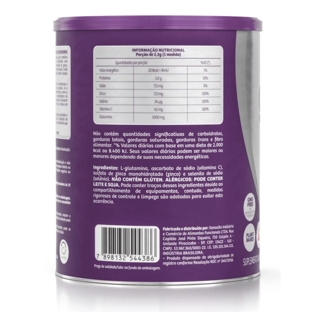 Probiótico Simfort + Glutamina Sanavita
