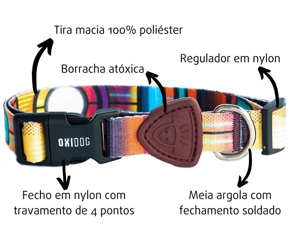 COLEIRA PARA CACHORROS COMICS