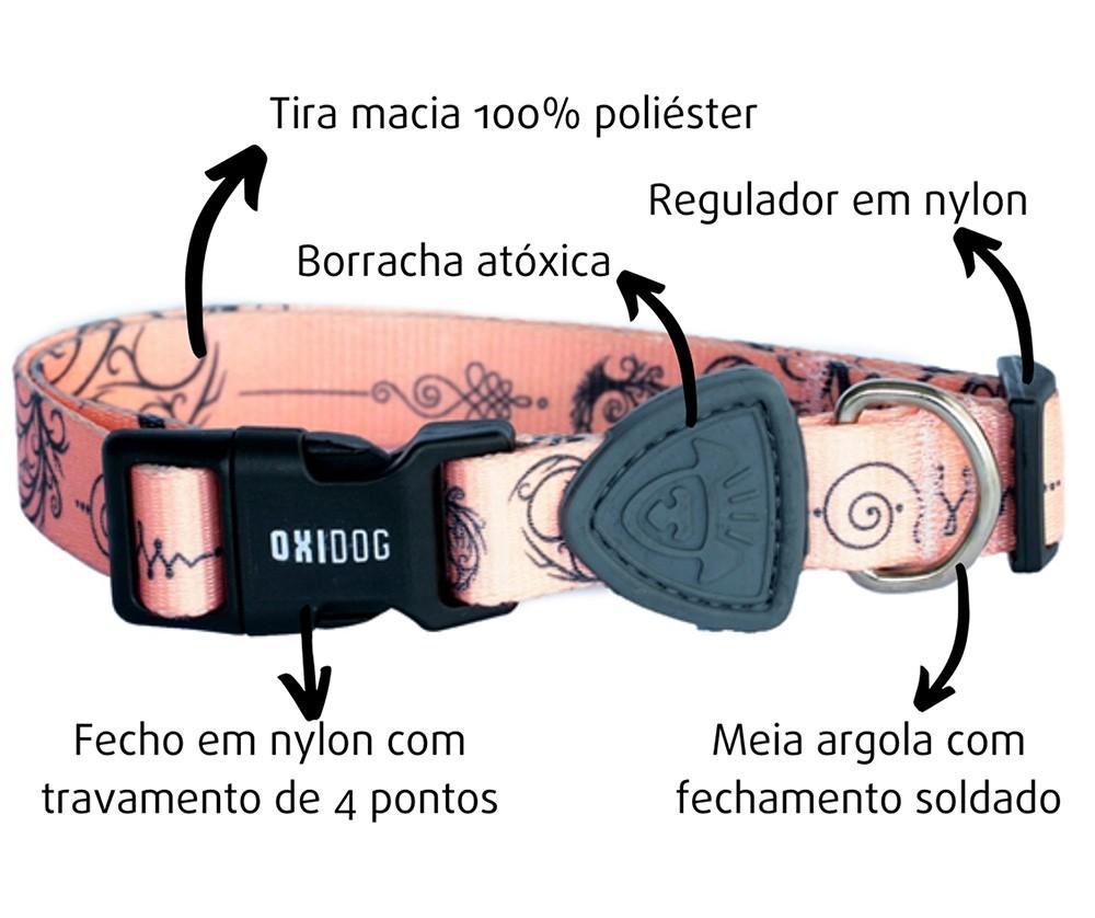COLEIRA PARA CACHORROS TATOO