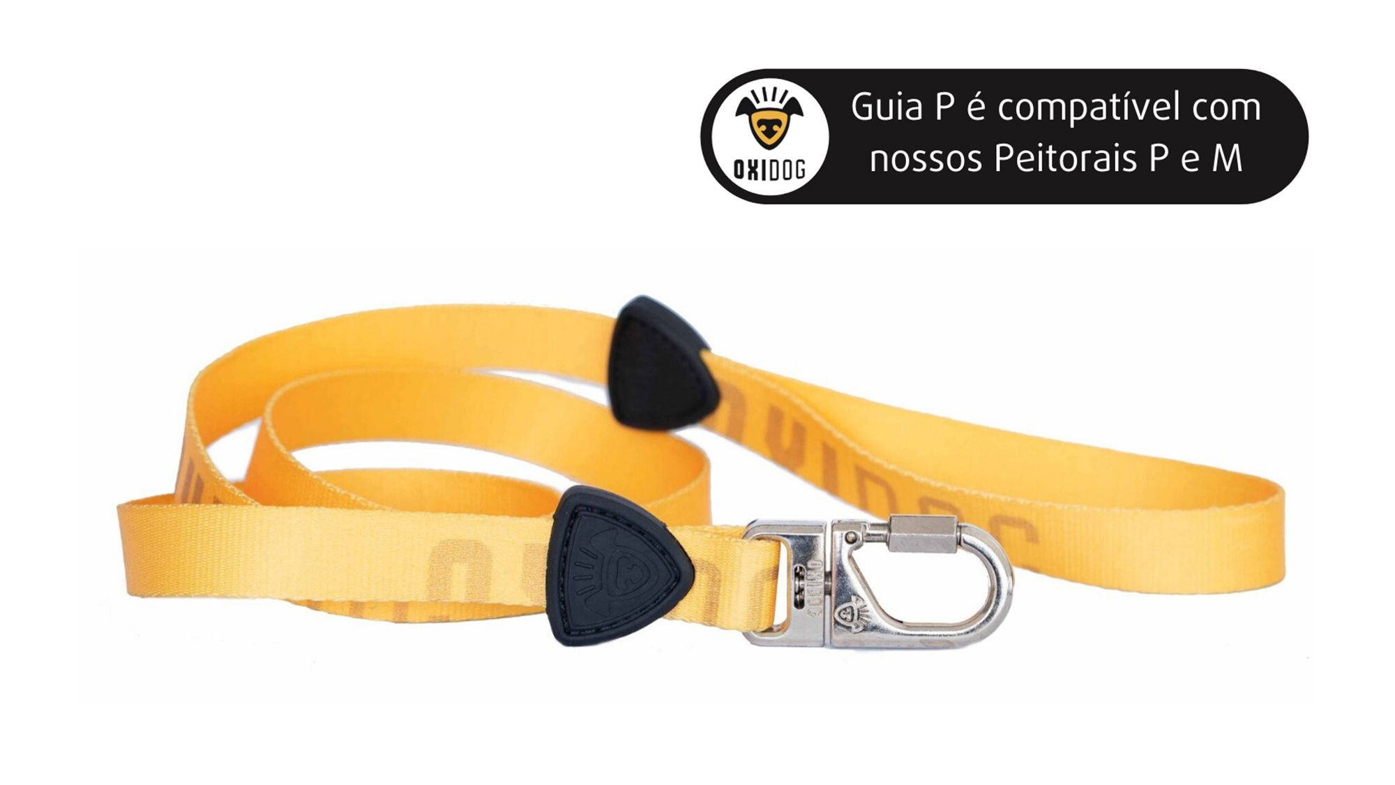 KIT DE PRODUTOS OXIDOG AMARELO - CÃES PORTE MÉDIO