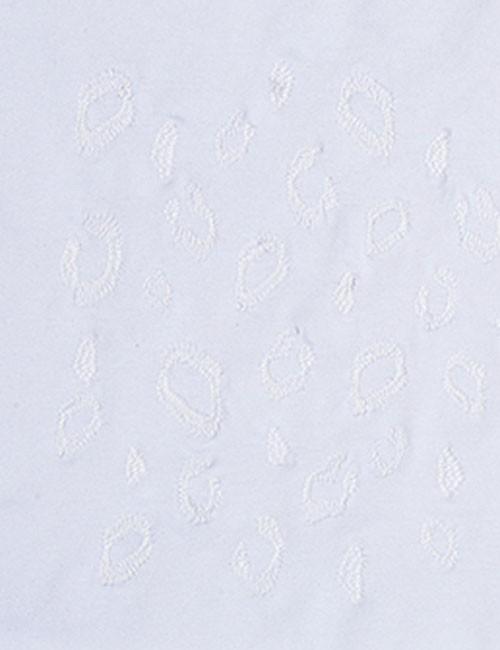 Blusa Cotton Confort Bordada com elastano Gatos e Atos