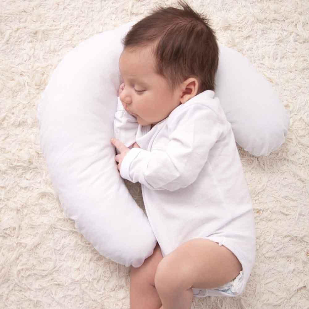 Almofada e Travesseiro de Bebê Soninho Papi