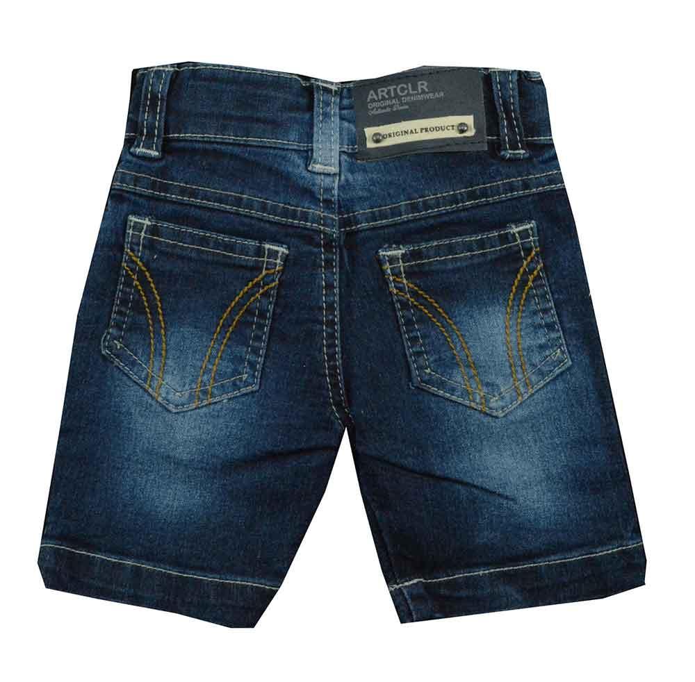 Bermuda de Bebê Jeans Art. 3184