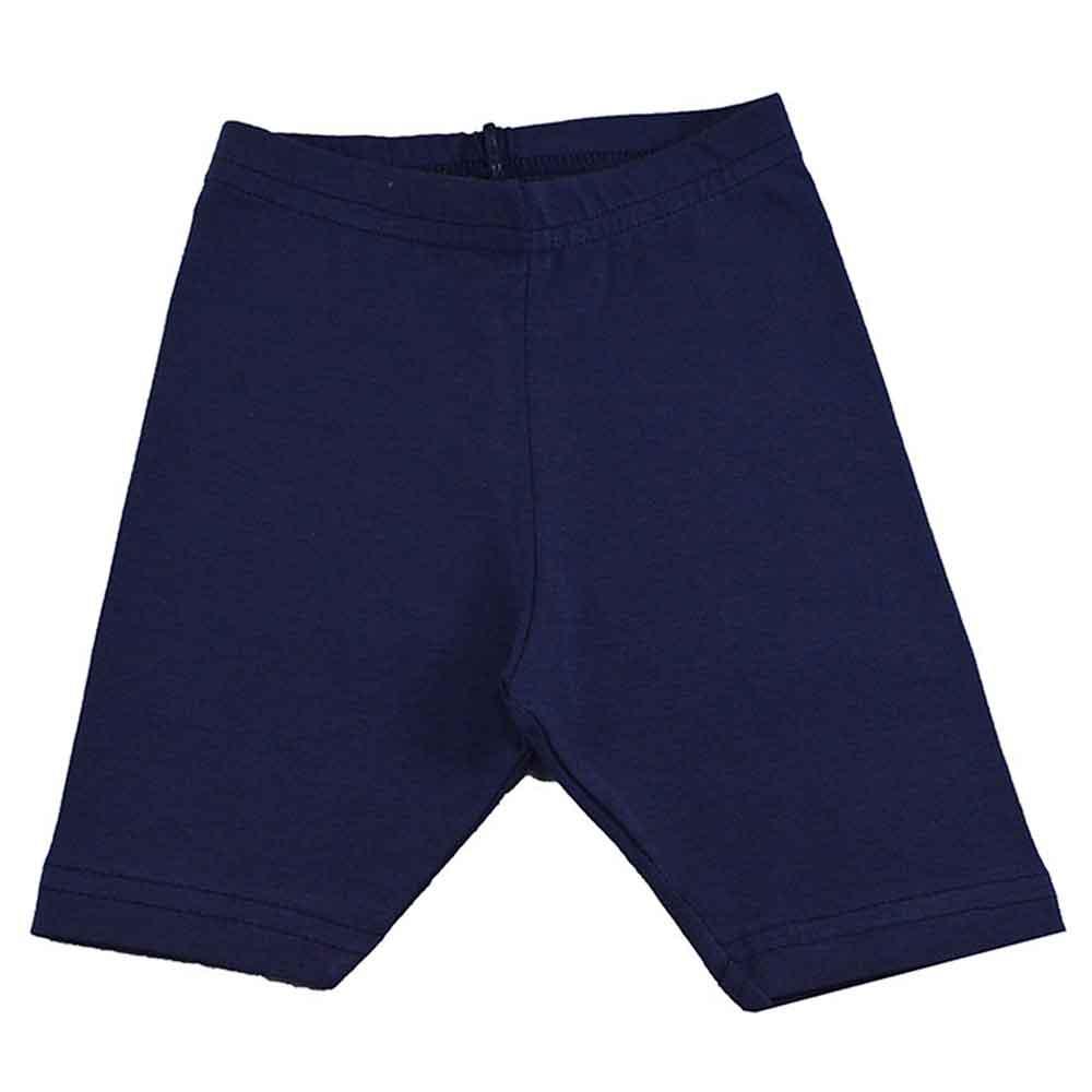 Bermuda Infantil Cotton Azul Marinho