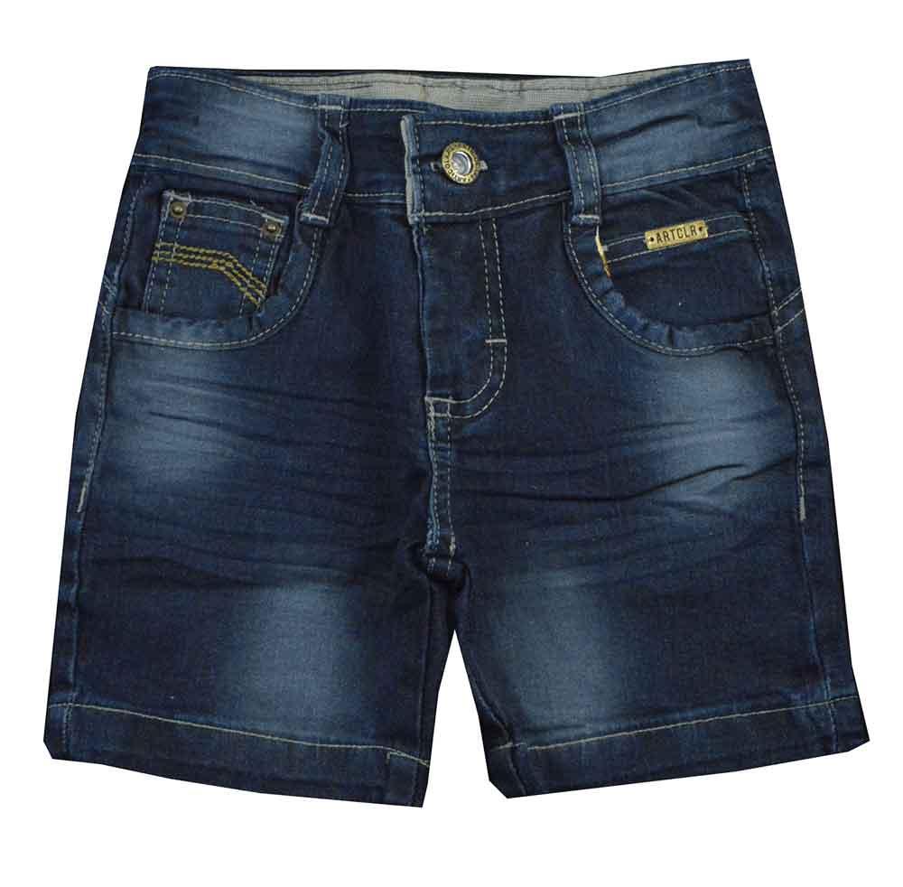 Bermuda Infantil Jeans Art. 3301