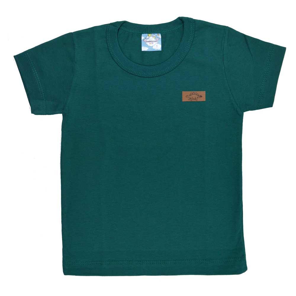 Blusa Infantil (1/2/3) Verde