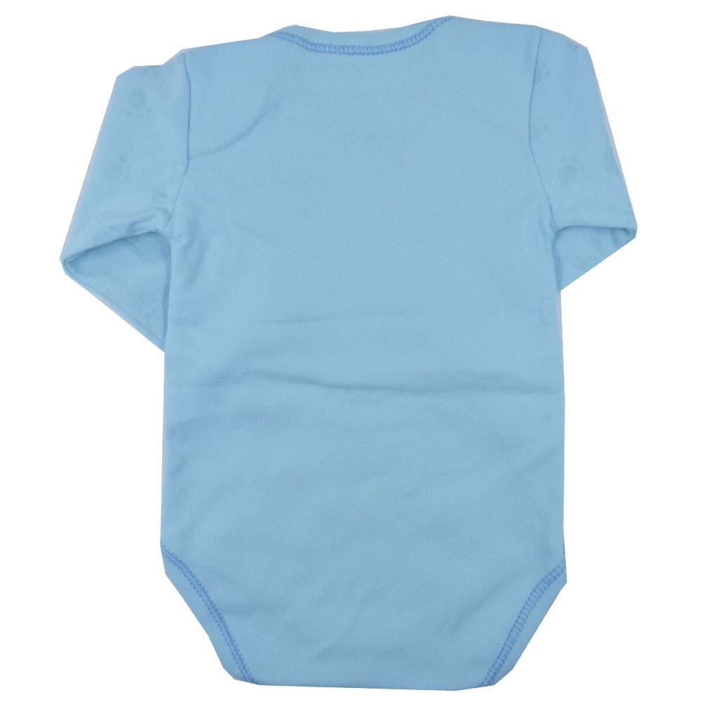 Body Bebê Brincalhão Gatinho da Dinda ML RN ao G