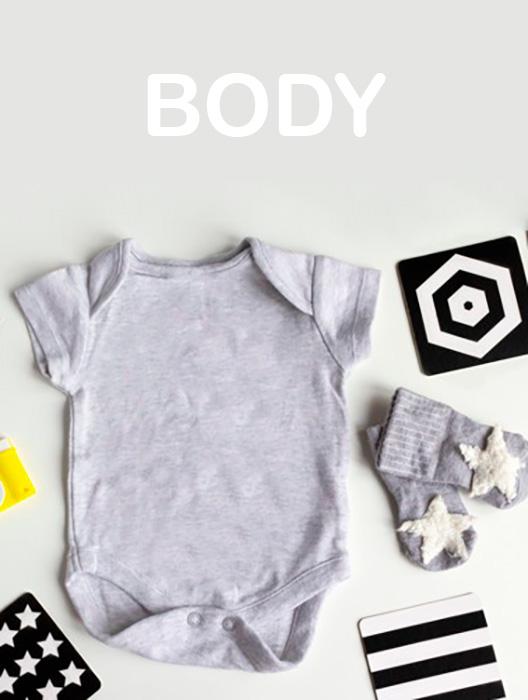 Body e Mijão (Culote)