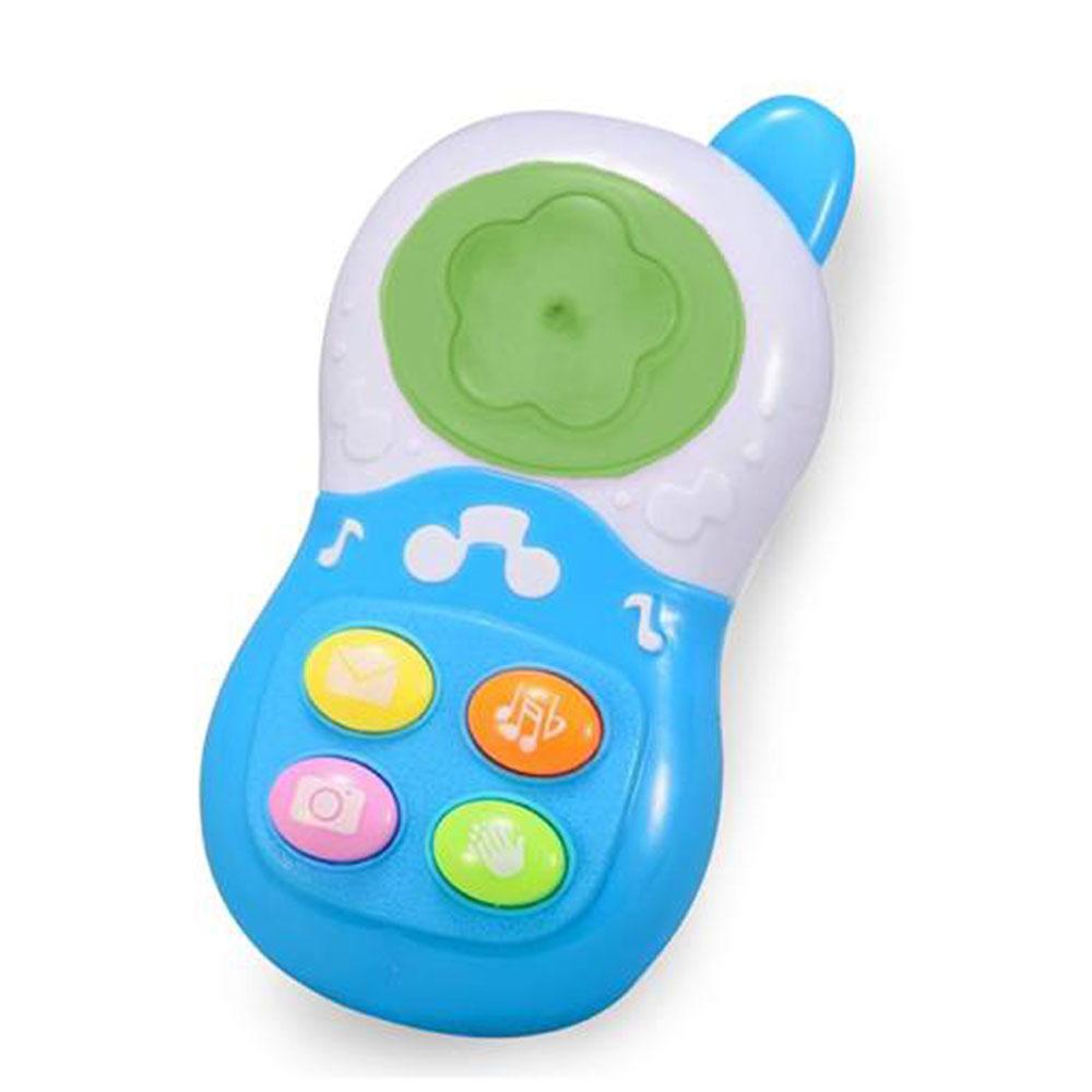 Celular de Brinquedo Bebê Musical KitStar
