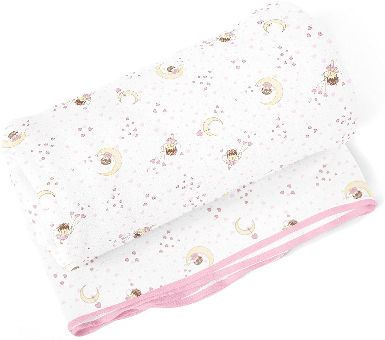 Cobertor de Bebê Flanelado Papi Estampado