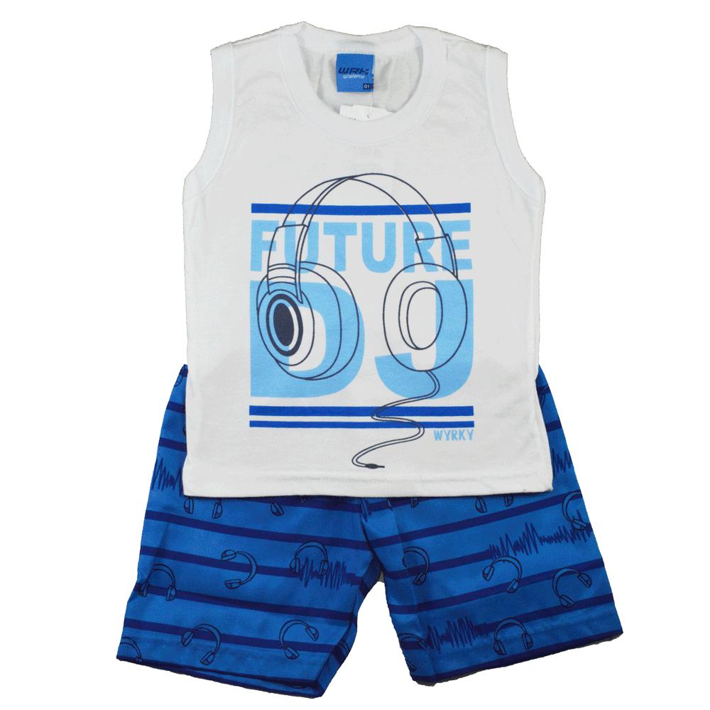 Conjunto Infantil de Verão WRK Future