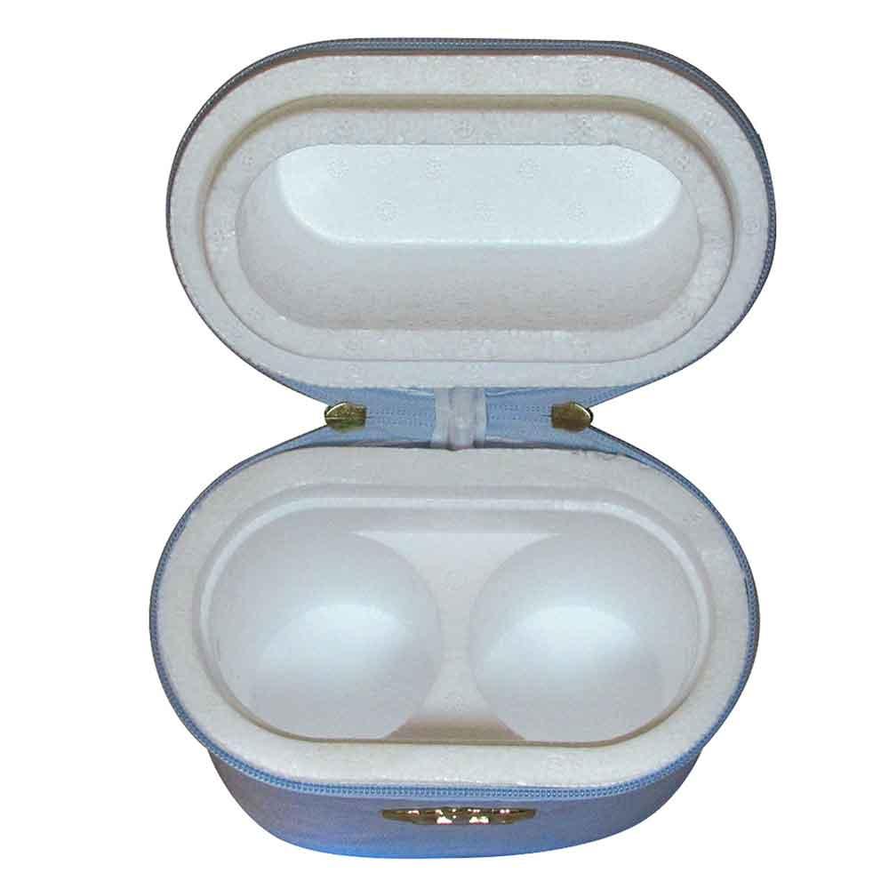 Kit Bolsa Maternidade Ursinho Rei 4 Pçs Azul LB. 8081