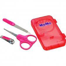 Kit Manicure Caixa Organizadora Momo