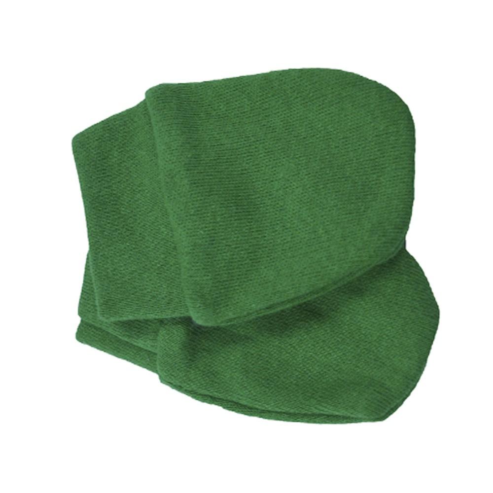 Luva de Bebê Malha Verde Escuro