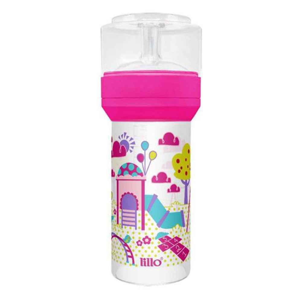 Mamadeira Lillo 260ml Divertida