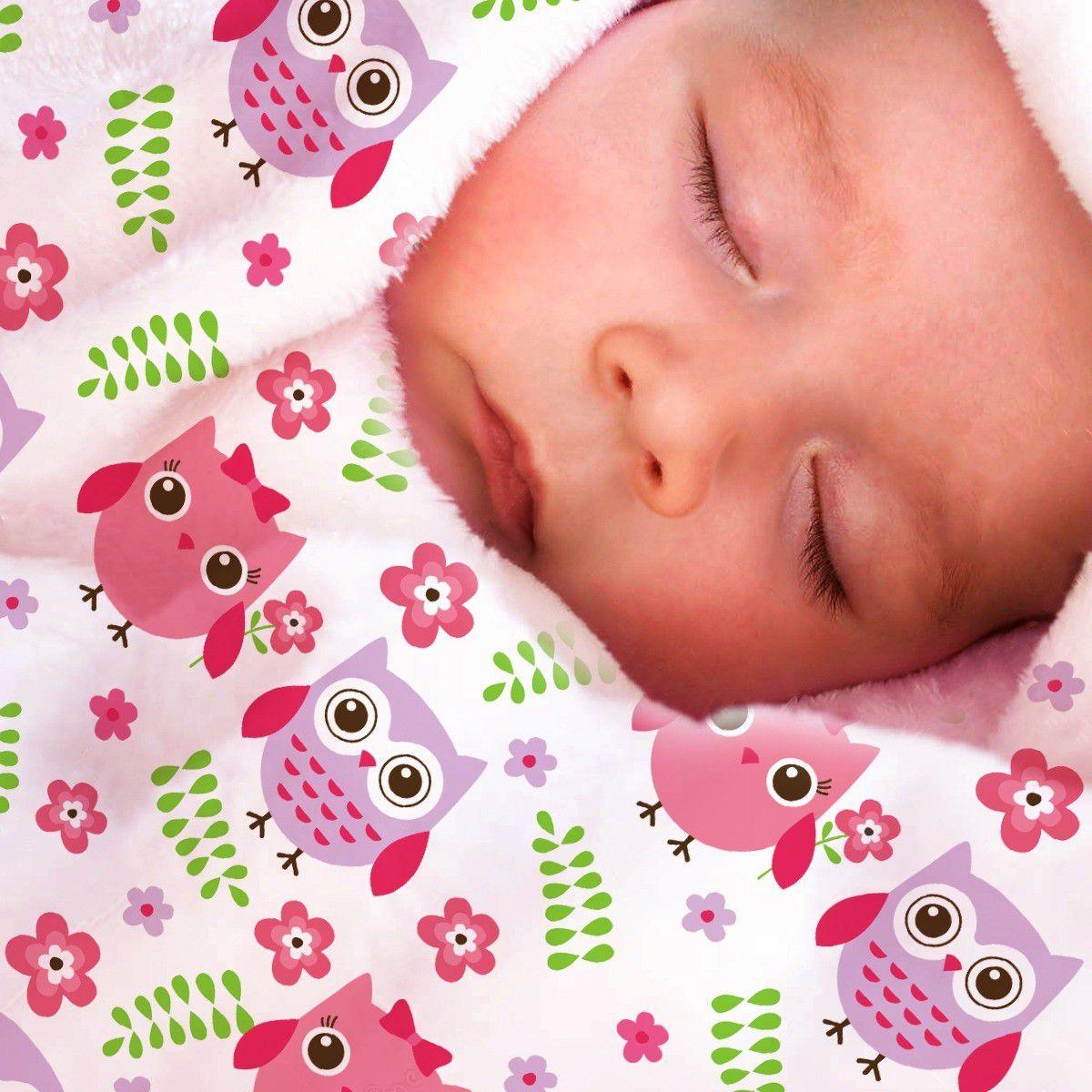 Manta do Bebê Soft Cobi  (1,10m x 1,40m)