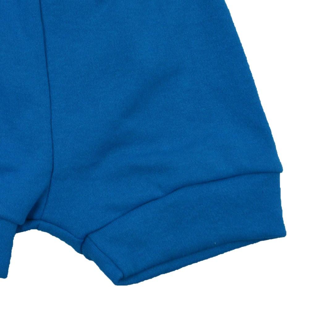 Short de Bebê Tapa Fralda Azul Forte (P/M/G)