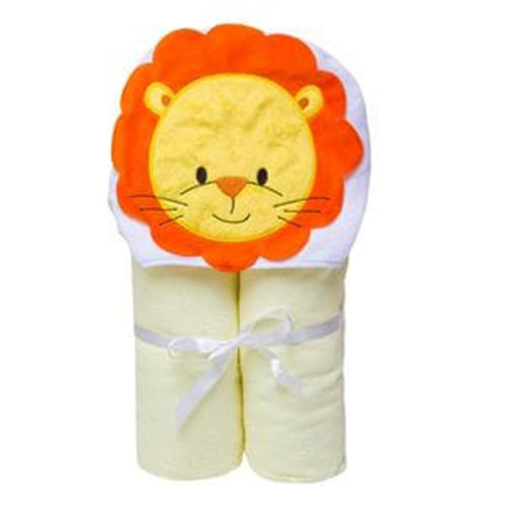 Toalha Papi Toys 90cmx70cm Leão