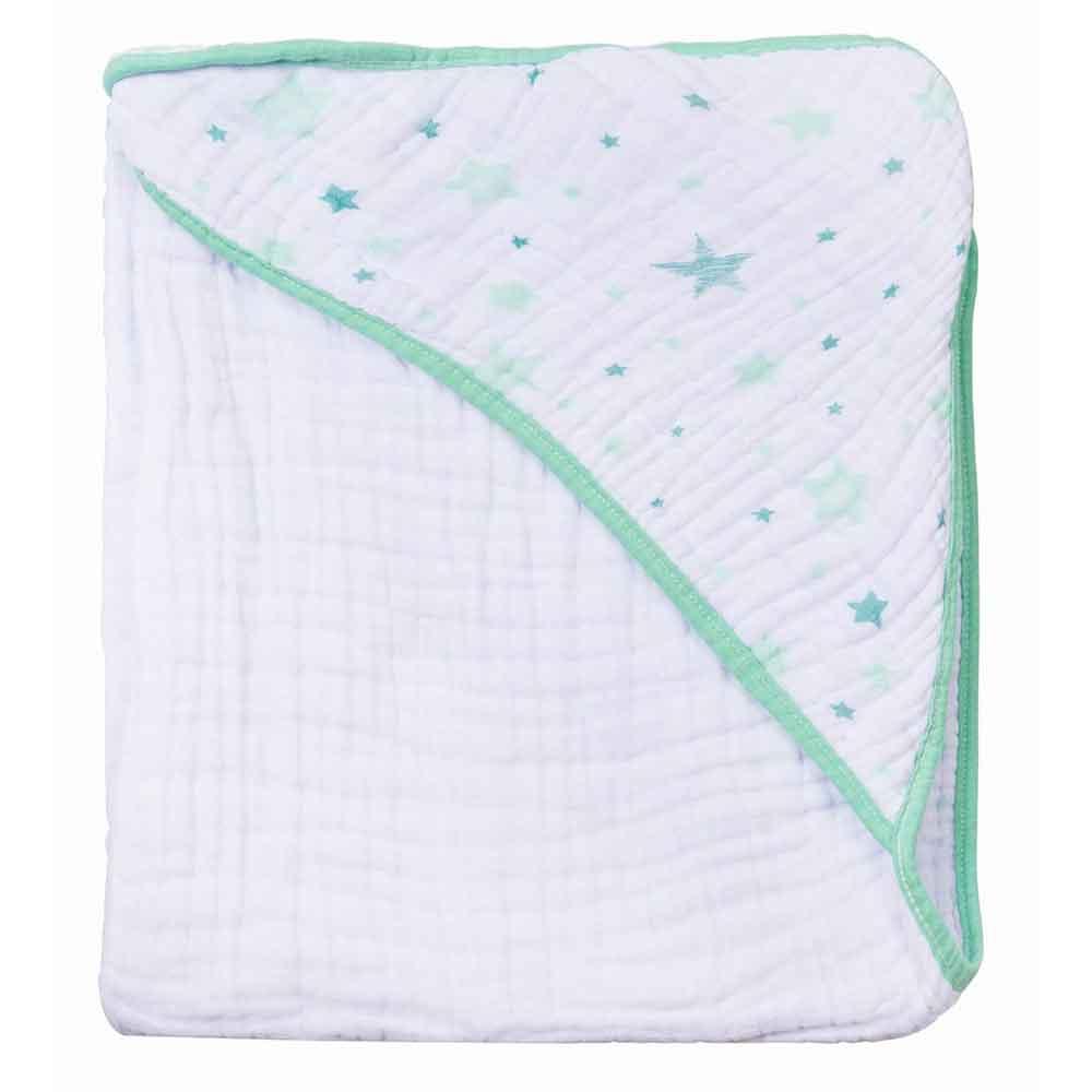 Toalha Soft Papi Tripla Absorção Estrela (80cm x 80cm)
