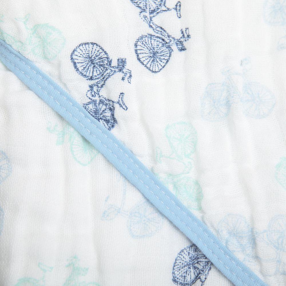 Toalha Soft Papi Tripla Absorção Bike (80cm x 80cm)