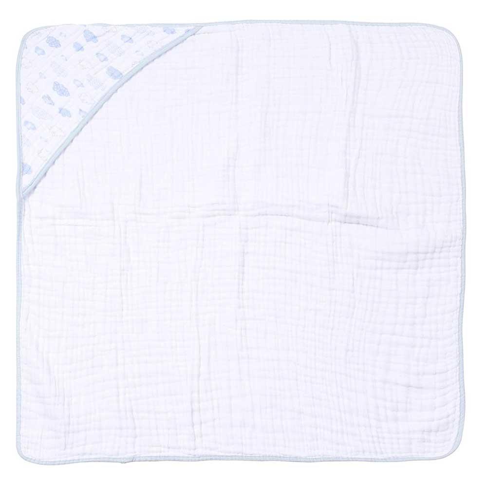 Toalha Soft Papi Tripla Absorção Coração (80cm x 80cm)