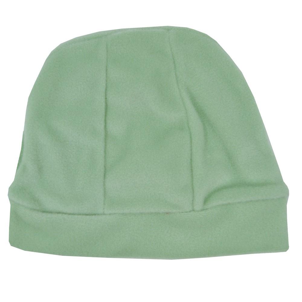 Touca Para Bebê Plush Verde