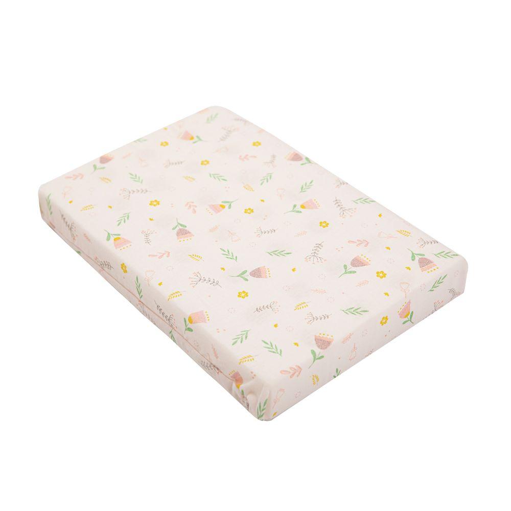 Travesseiro de Bebê Grande Antissufocante Papi Estampas Femininas Sortidas (29cmX19cmX3cm)