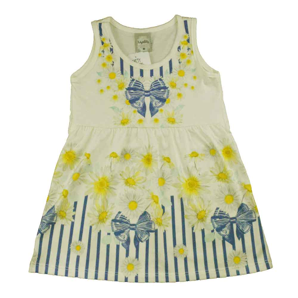 Vestido Infantil KK Girassol