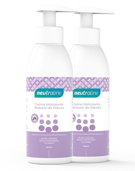 2 Frascos de Creme Hidratante Redutor de Odores - Verbana