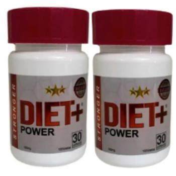 2 Diet Power Emagrecedor Natural Potente