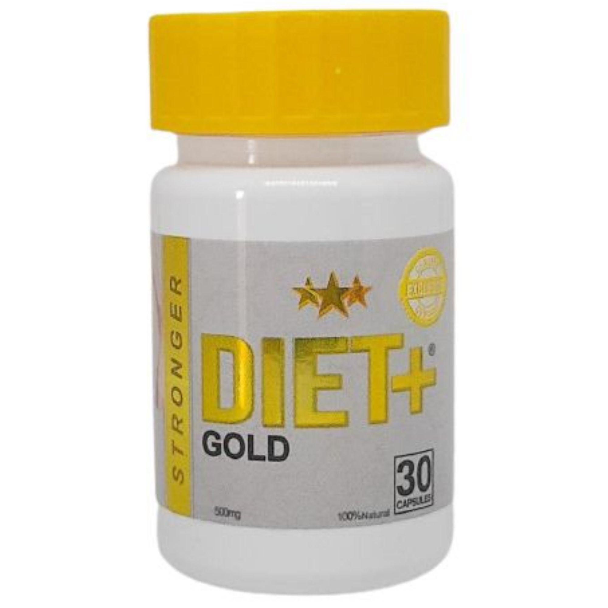 Diet + Gold