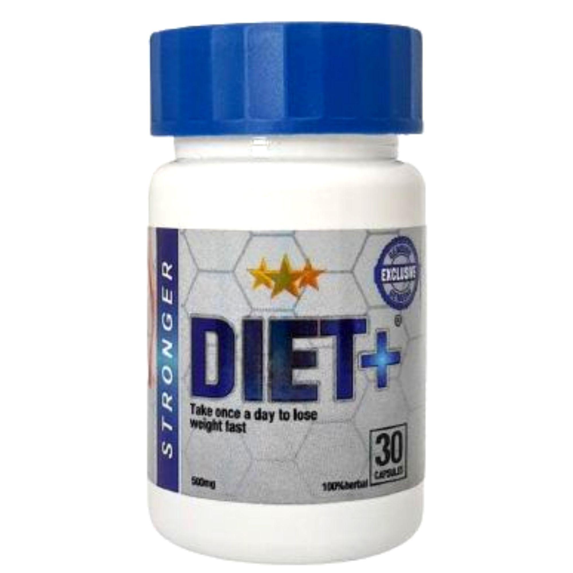 Diet + Stronger  original