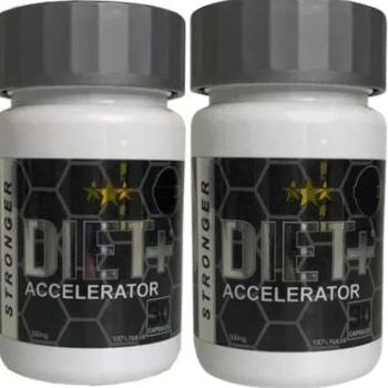 kit 2 Diet Acelerador  original