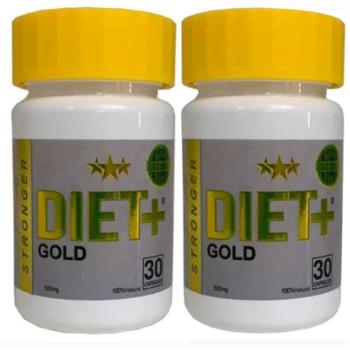 kit 2 Diet + Gold   Original