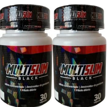 KIT 2 MULTISLIM BLACK