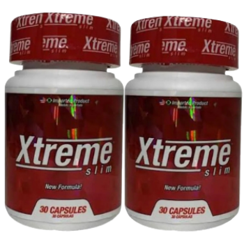 XTREME SLIM  2 frascos promoção