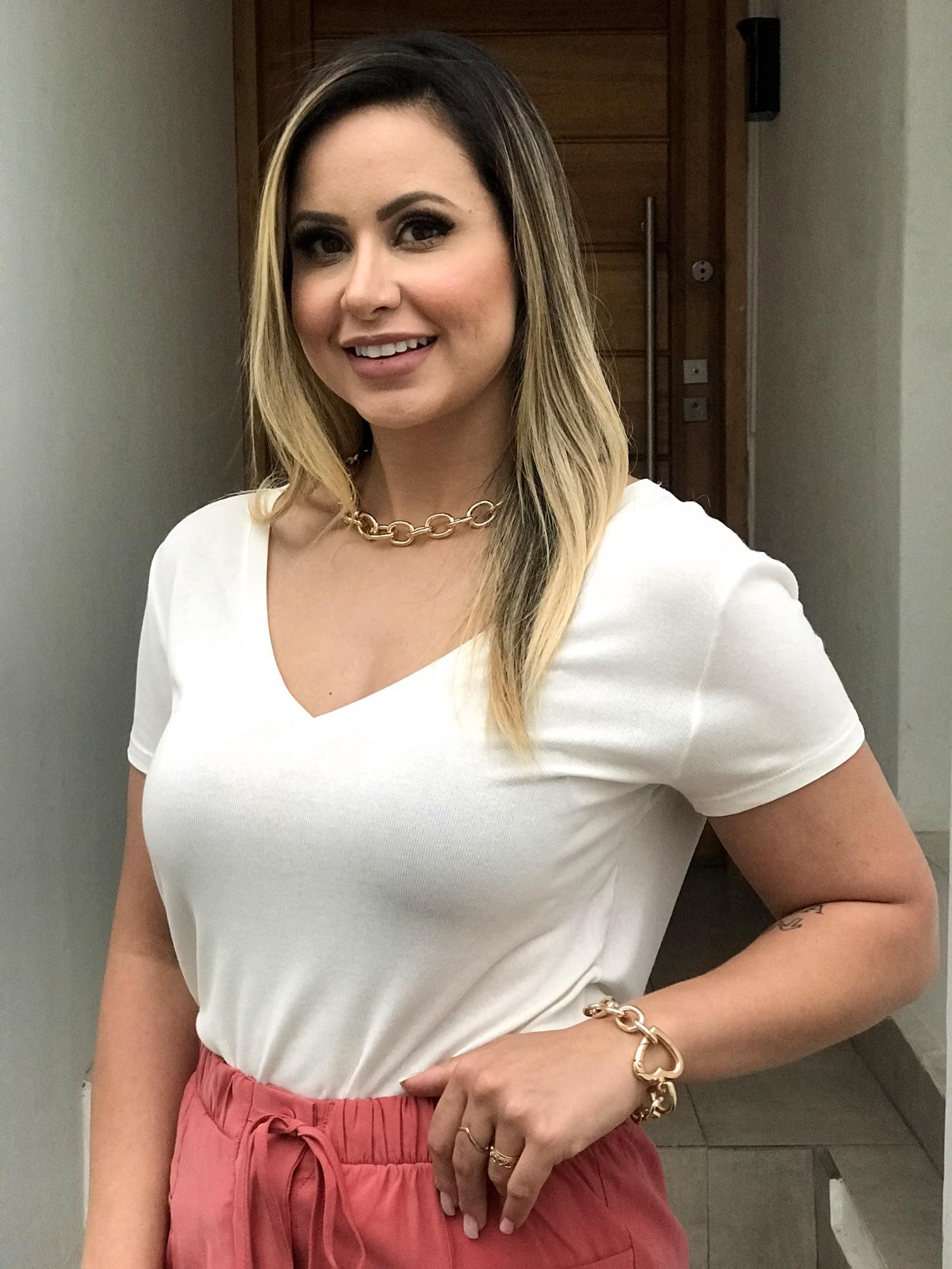 Blusa Tricot Lisa