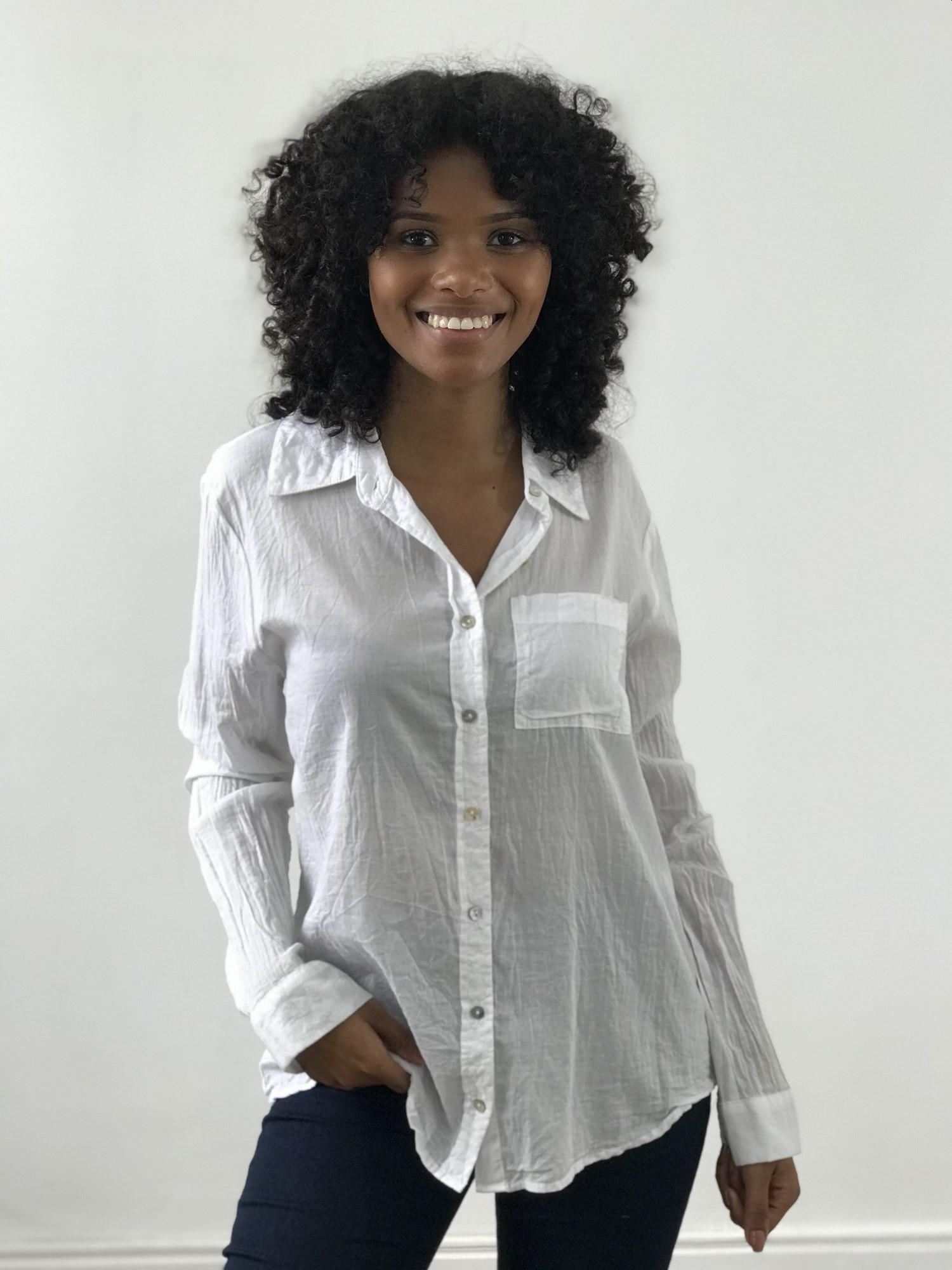 Camisa Amassadinha
