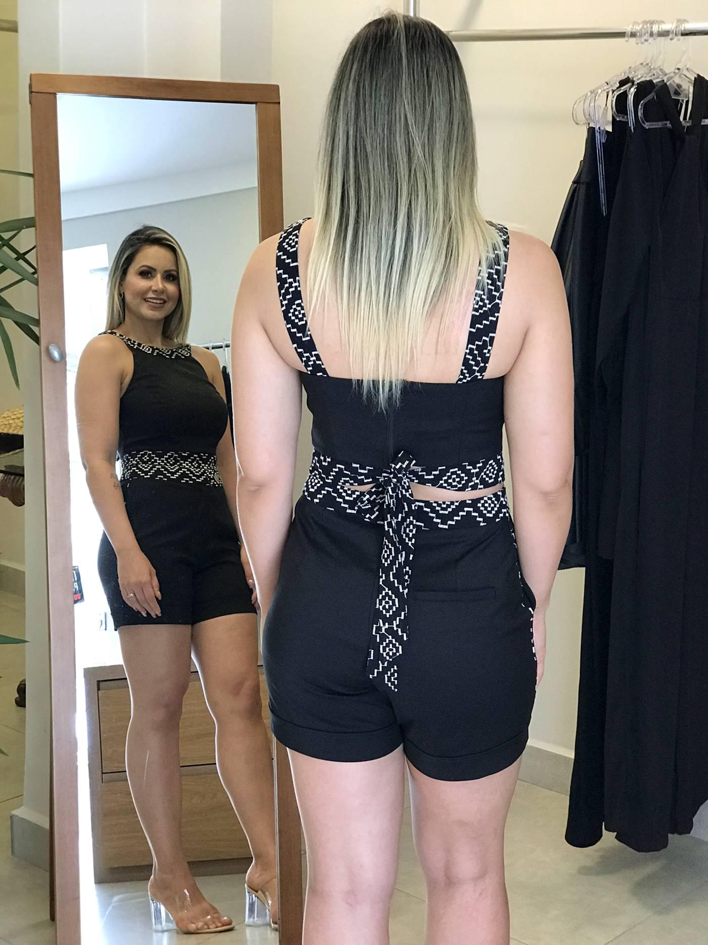 Shorts Alfaitaria