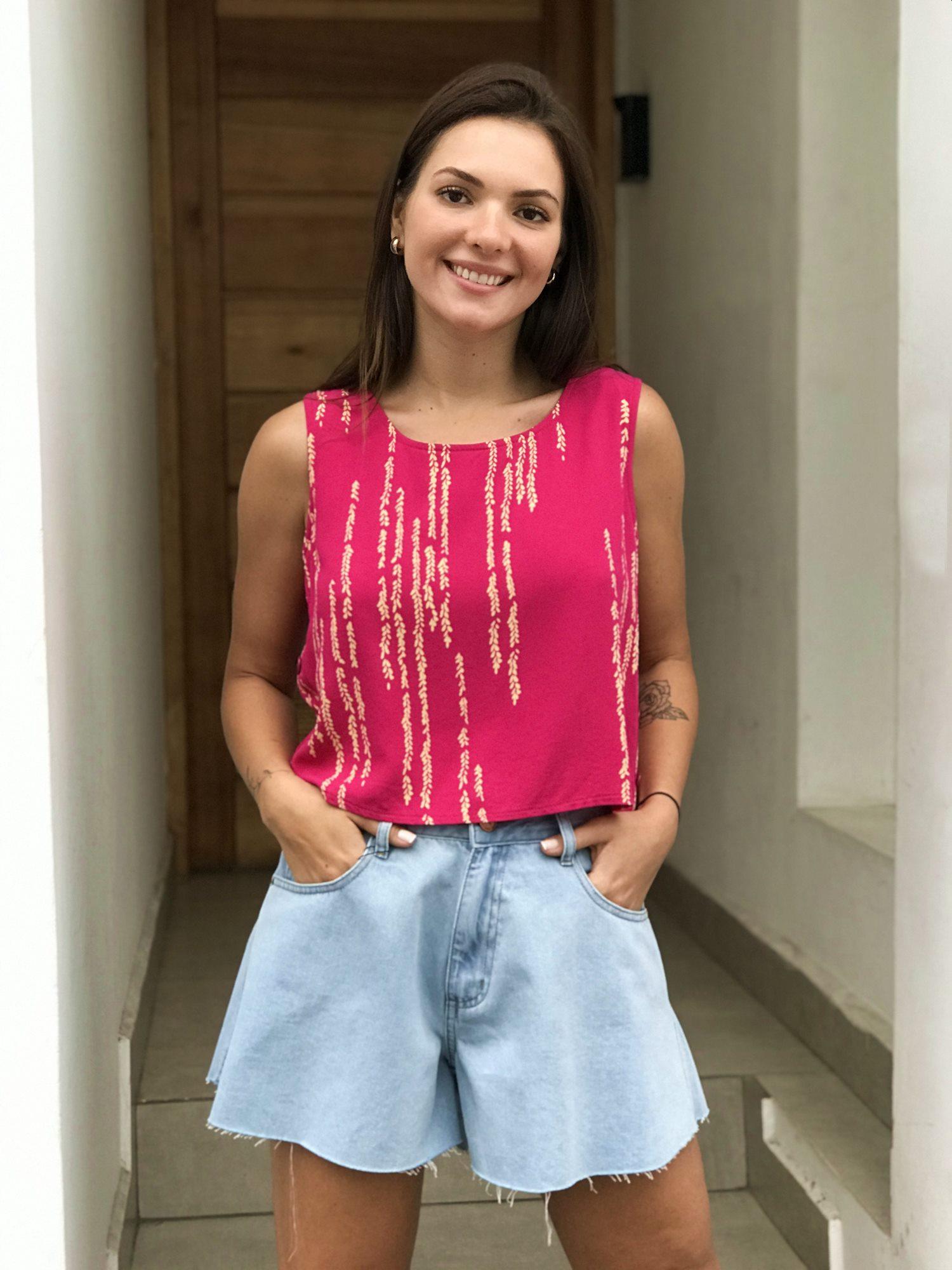 Shorts Godê Jeans Basic