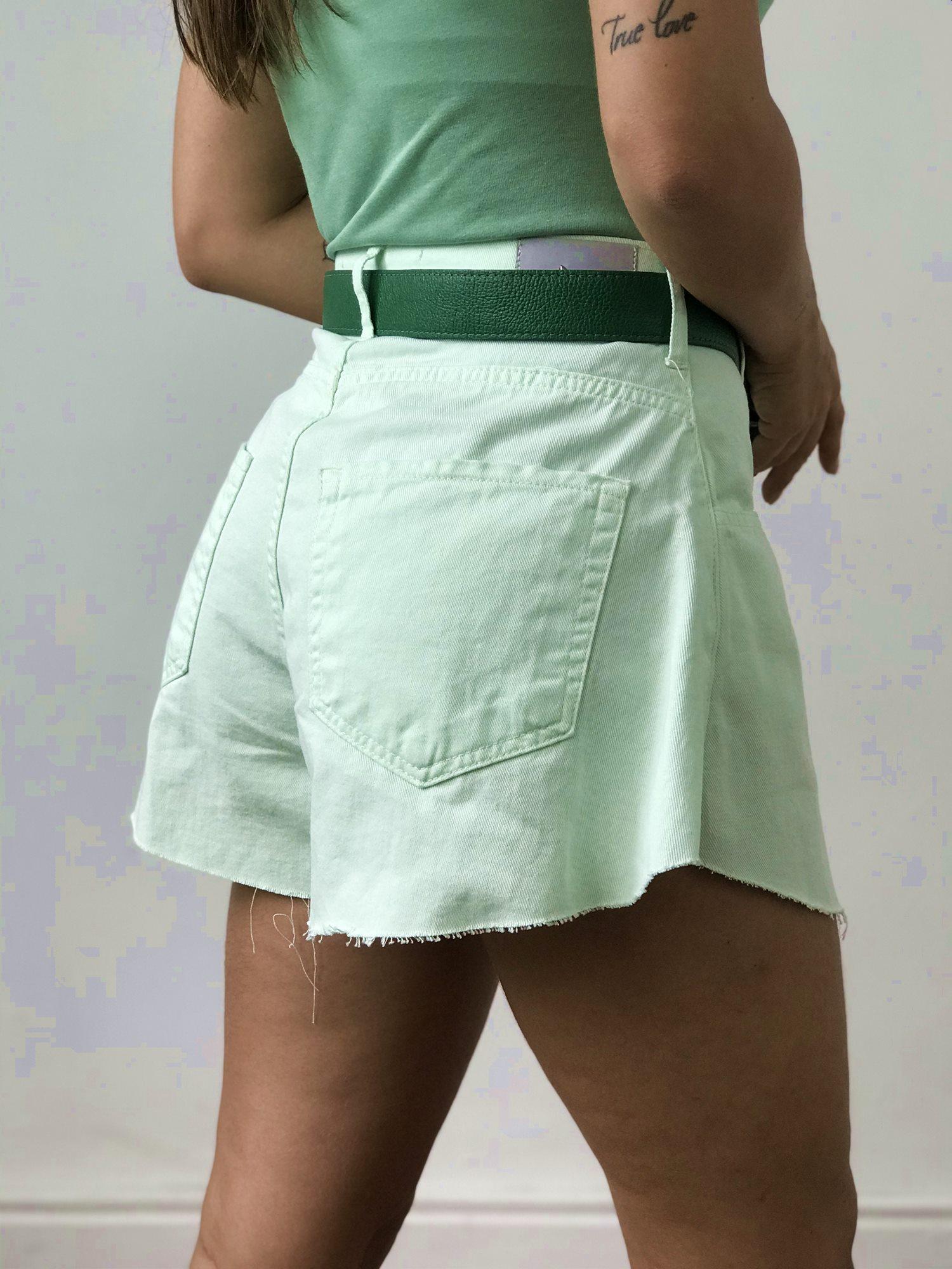 Shorts Godê Verde